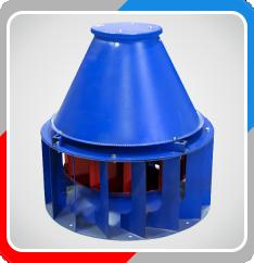 ВКР – вентиляторы крышные радиальные низкого давления